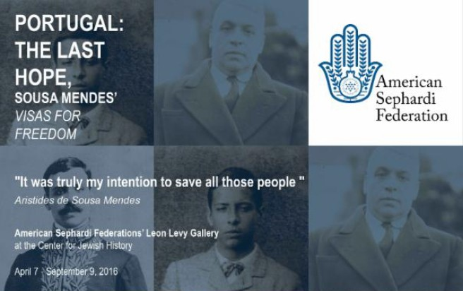 Portugal: The Last Hope. Sousa Mendes' Visas for Freedom.