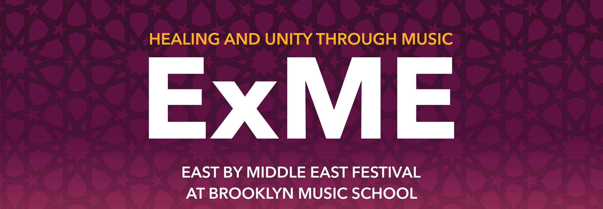 East by Middle East (ExME)