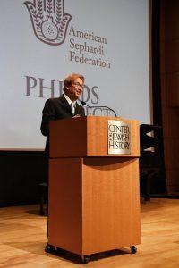 Ambassador Andrés Roemer (Photo courtesy of Chrystie Sherman)