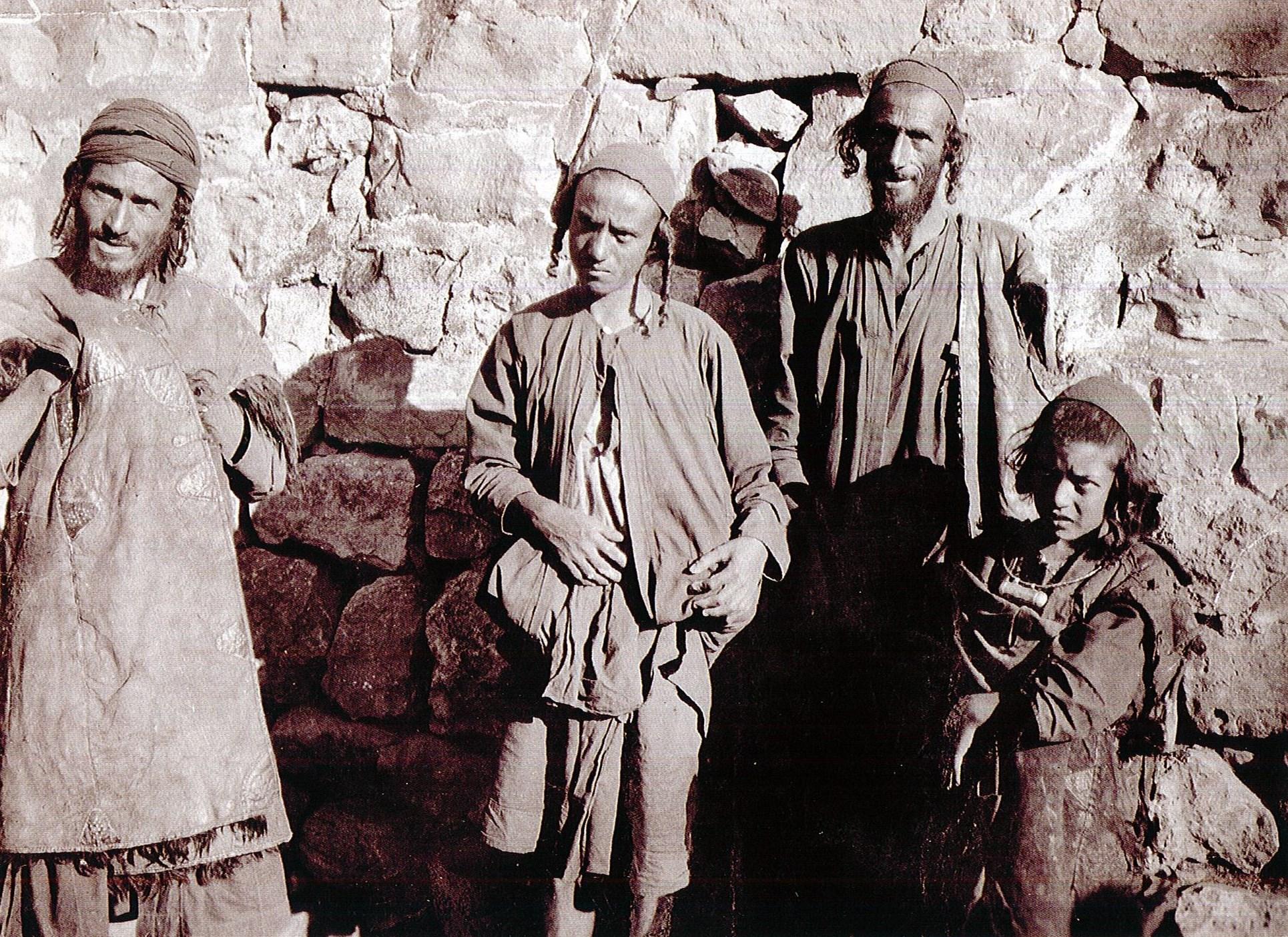 Jews of Maswar (Yemen), 1902